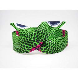 Bandeau Headband Wax Vert...