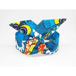Bandeau Headband  Wax Bleu...
