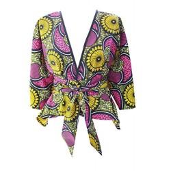 Blouse Veste  Kimono Gloria...